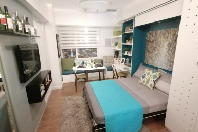 Horizons 101 Studio Condo for Sale Cebu City