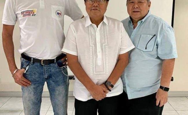 Lorenzo Chao Sy Is New Chairman Of Cebu City Sports