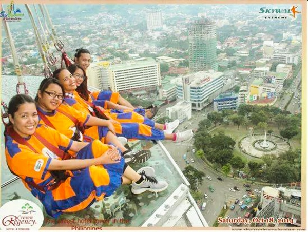 My First Sky Experience Adventure | Cebu Finest