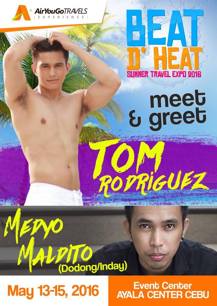 Air You Go Travels Beat D' Heat Summer Travel Expo 2016 in Cebu   Cebu Finest