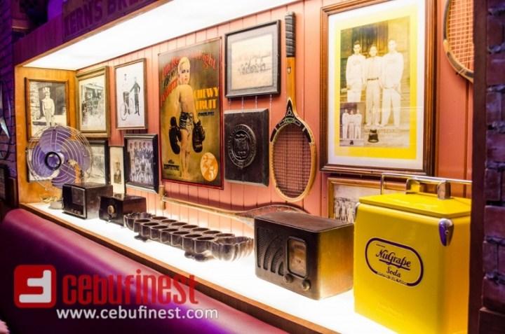 The Fabulous Fifties Café in Crown Regency Hotel Cebu | Cebu Finest