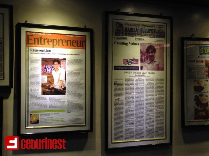 Ay, sauce nalang! A gastronomic adventure at Rufo's | Cebu Finest