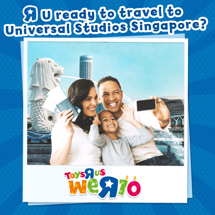 Win a trip to Universal Studios Singapore with Toys R Us | Cebu Finest