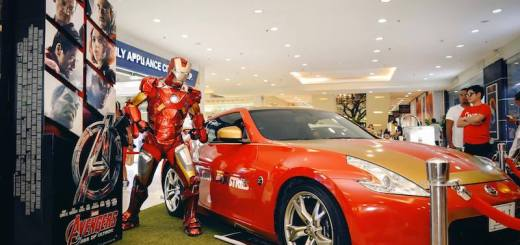 The Iron Man Car: It's every superhero's fan's dream car now in Cebu