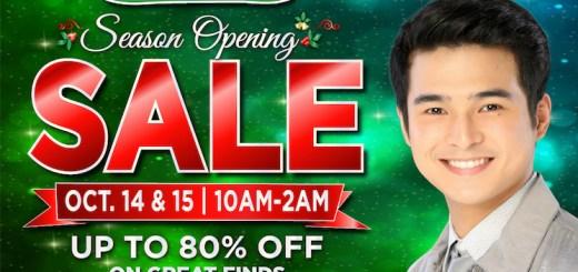 Celebrate the Christmas Season with a shopping spree at Parkmall   Cebu Finest