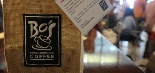 Bo's Coffee launches the Christmas Coffee Starter Kit at SM Seaside City in Cebu | Cebu Finest