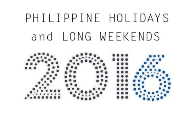 Malacañan declares December 26, January 2 as special non-working holidays | Cebu Finest