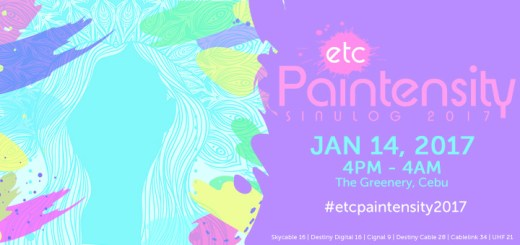 ETC Paintensity goes all out in Sinulog 2017!   Cebu Finest