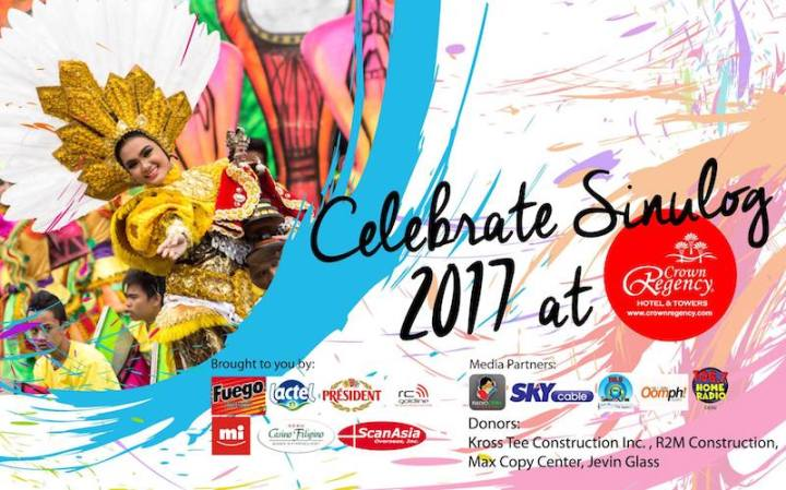 Crown Regency Hotel & Towers celebrated Sinulog Festival with a blast | Cebu Finest