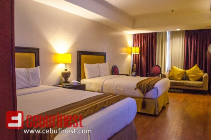 Relaxing 'Me Time' at Crown Regency Hotel in Cebu | Cebu Finest