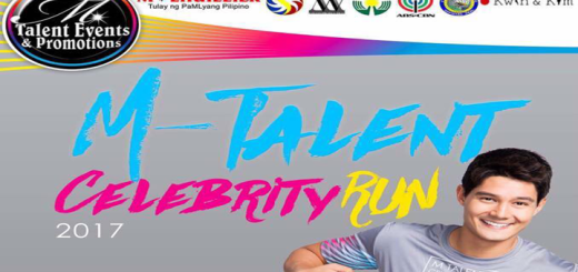 Join the M-Talent Celebrity Run 2017 in Cebu | Cebu Finest
