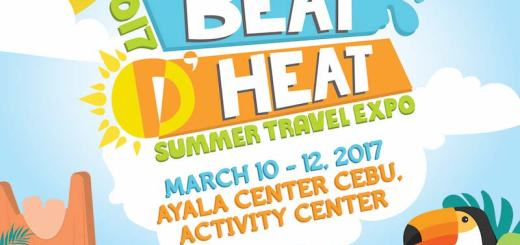 The Air You Go 5th Beat D' Heat Summer Travel Expo in Cebu | Cebu Finest