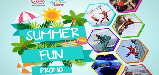 Sky Experience Adventure Summer Fun Promo at Crown Regency Cebu | Cebu Finest