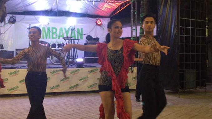 Tambayan sa Lacion Food Park