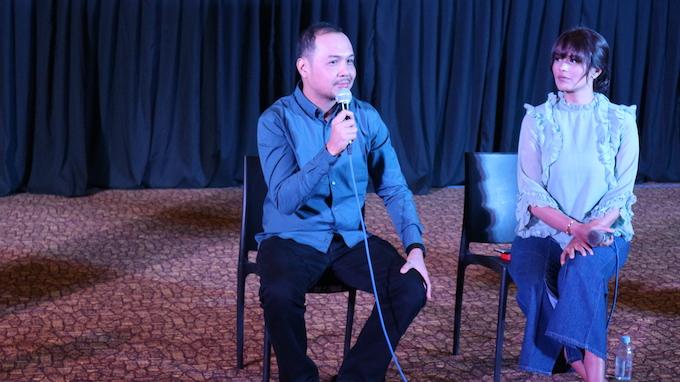Iza Calzado, Jerrold Tarog visit Cebu City to promote new movie, Bliss | Cebu Finest