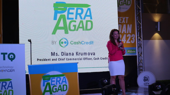 Pera Agad, an instant cash loan by Cash Credit, now in Cebu   Cebu Finest