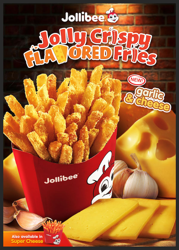 Jollibee Crispy Fries new flavor now available in VisMin | Cebu Finest