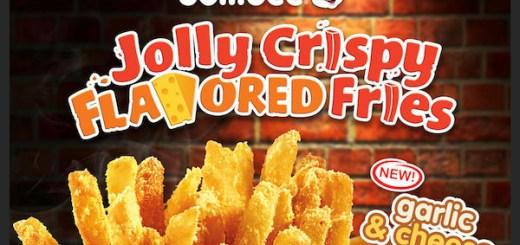 Jollibee Crispy Fries new flavor now available in VisMin | Cebu Finest