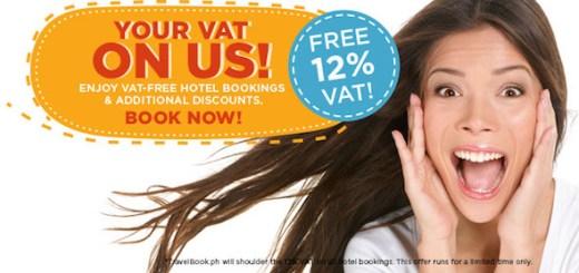 Travelbook.ph shoulders 12% VAT on hotel bookings   Cebu Finest
