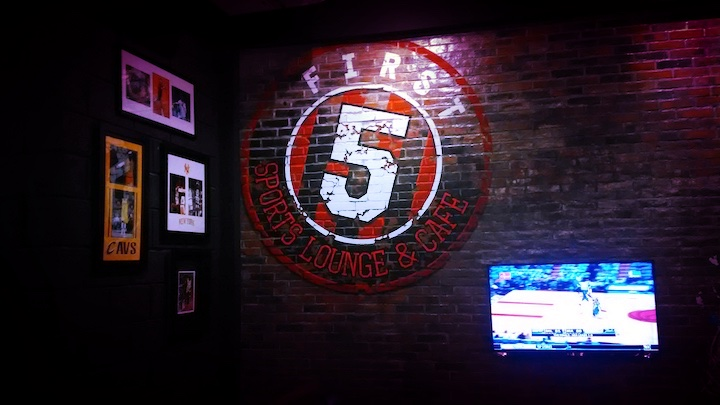High five with First 5 Sports Lounge and Café | Cebu Finest