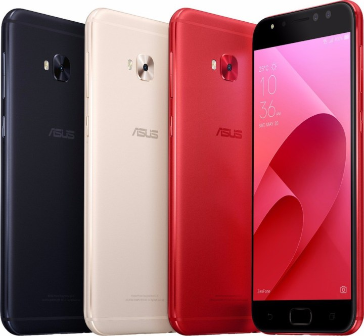 ASUS announces Zenfone 4 smartphone series in Taiwan, event in PH on August 19th | Cebu Finest