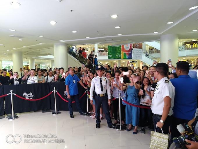 Penshoppe brings Tanner Mata, Maria Fabiana and Emilio Perez to Cebu City   Cebu Finest