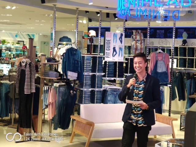 Penshoppe brings Tanner Mata, Maria Fabiana and Emilio Perez to Cebu City | Cebu Finest