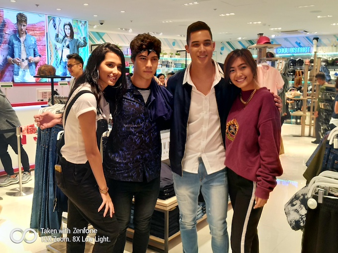 Penshoppe brings Tanner Mata, Maria Fabiana and Emilio Perez to Cebu City | Cebu Finest