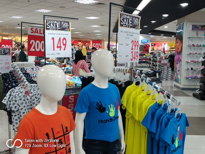 The Metro Sidewalk Sale Shopping Experience at Metro Gaisano Ayala in Cebu | Cebu Finest