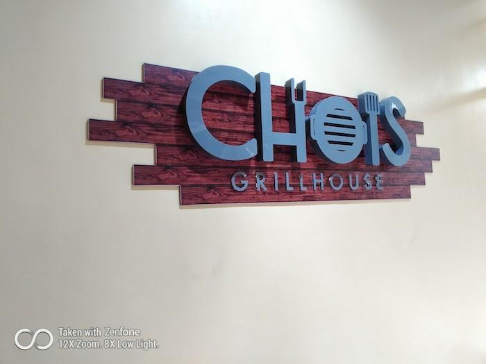 Chois Grillhouse: An affordable choice for a healthy gastronomic experience   Cebu Finest