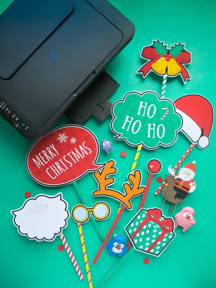 Christmas Arts & Crafts Workshop in Cebu with Canon Printers | Cebu Finest