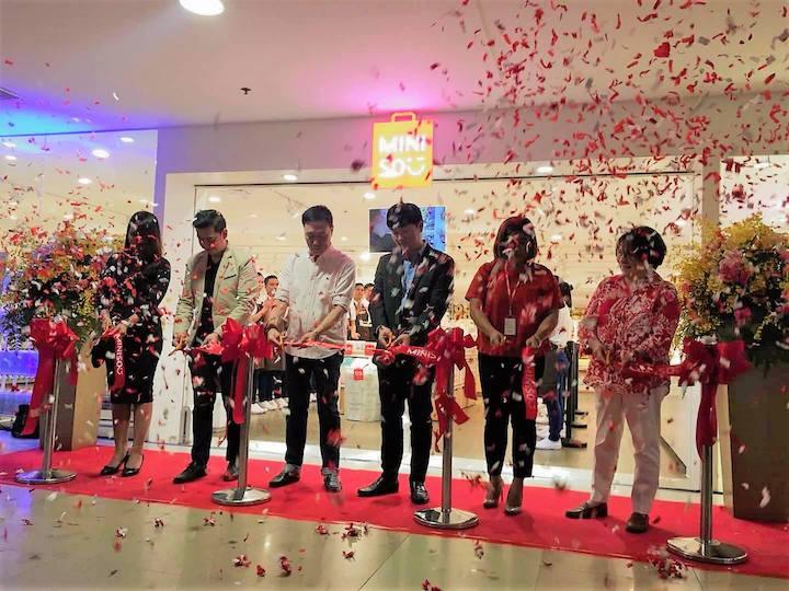 Japanese designer brand, MINISO, opens first shop in Cebu   Cebu Finest