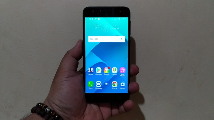 ASUS ZenFone 4 Selfie: In The Box and Sample Photos | Cebu Finest