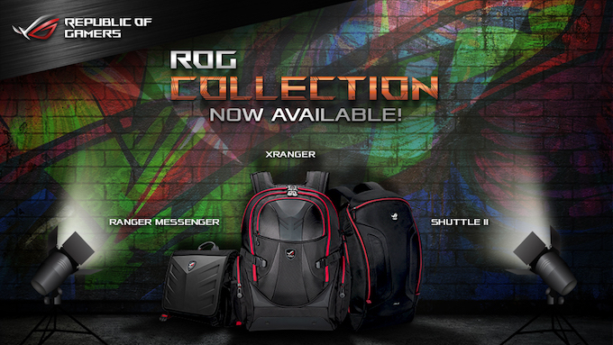 The ASUS Republic Of Gamers introduces Premium Lifestyle Apparel and Bag Collection | Cebu Finest