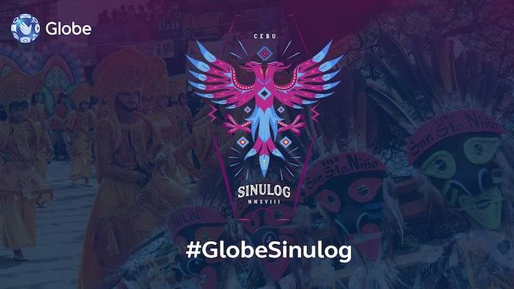 Let's all celebrate and party at the Globe Sinulog 2018 | Cebu Finest