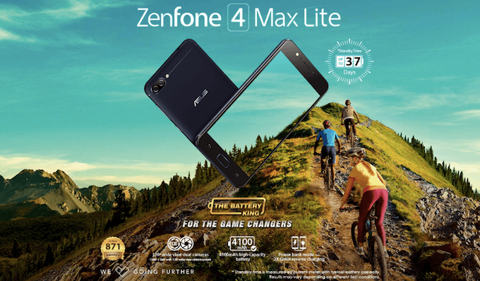 Get ready for Summer with ASUS ZenFone 4 Max Lite's 4100mAh Battery | Cebu Finest