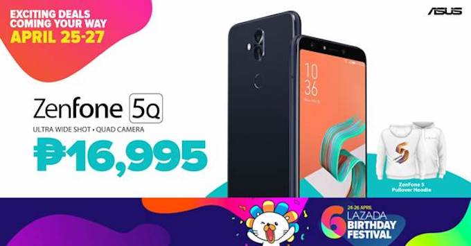 ASUS Philippines joins the biggest Lazada Birthday Festival Sale offering exclusive deals | Cebu Finest
