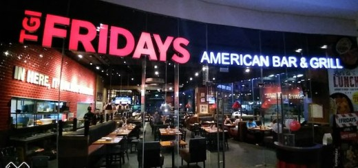 Meet your new BFF at TGI Friday's in Cebu | Cebu Finest