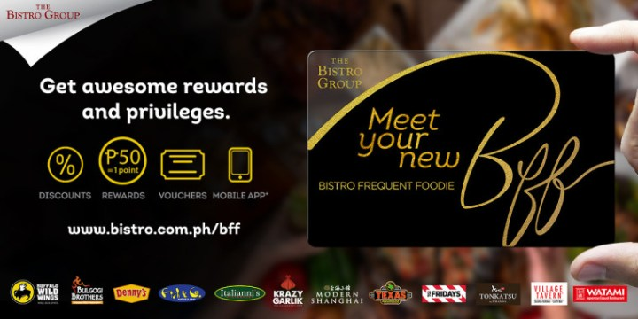 Meet your new BFF at TGI Fridays in Cebu   Cebu Finest