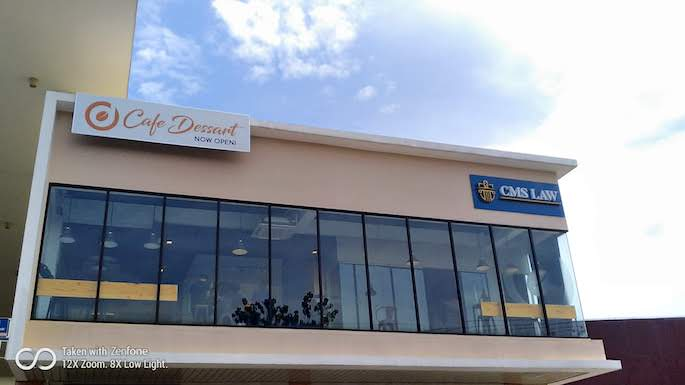 Café Dessart: A warm yet contemporary place for dessert and art opens in Cebu | Cebu Finest