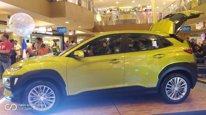 The Hyundai Kona and the All-New Santa Fe unveiled in Cebu   Cebu Finest