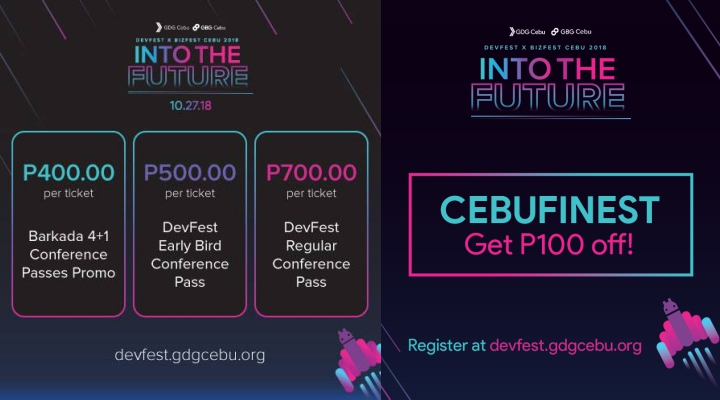 DevFest x BizFest Cebu 2018: Be a part of Cebu's biggest Google Tech Conference | Cebu Finest