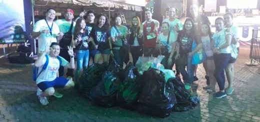 Globe culminates two exciting festival weekends with big clean-up drives in Cebu and Iloilo   Cebu Finest