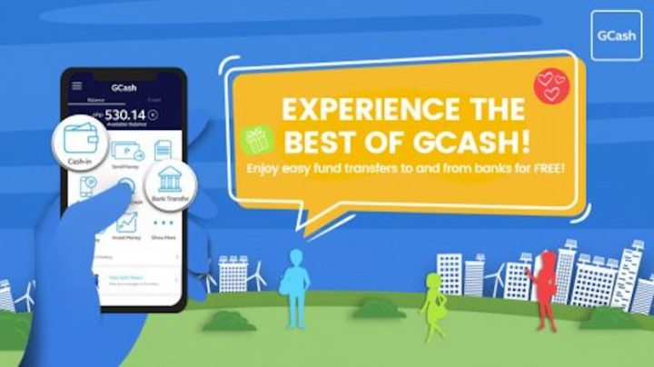 Transfer funds to over 30 banks with GCash, fund transfer