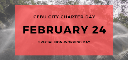 February 24 is a holiday in Cebu City | Cebu Finest