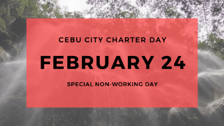 February 24 is a holiday in Cebu City | Cebu Finest