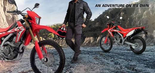 Honda introduces CRF250L, its newest off-road model | Cebu Finest