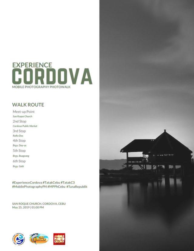 The #ExperienceCordova Mobile Photo Walk this Summer in Cebu   Cebu Finest