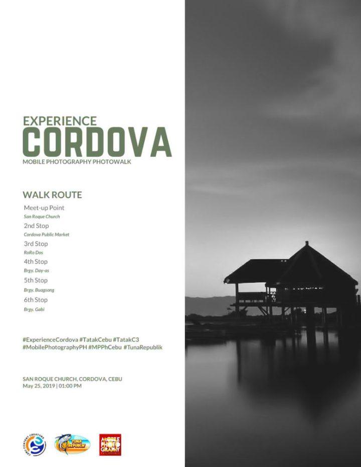 The #ExperienceCordova Mobile Photo Walk this Summer in Cebu | Cebu Finest