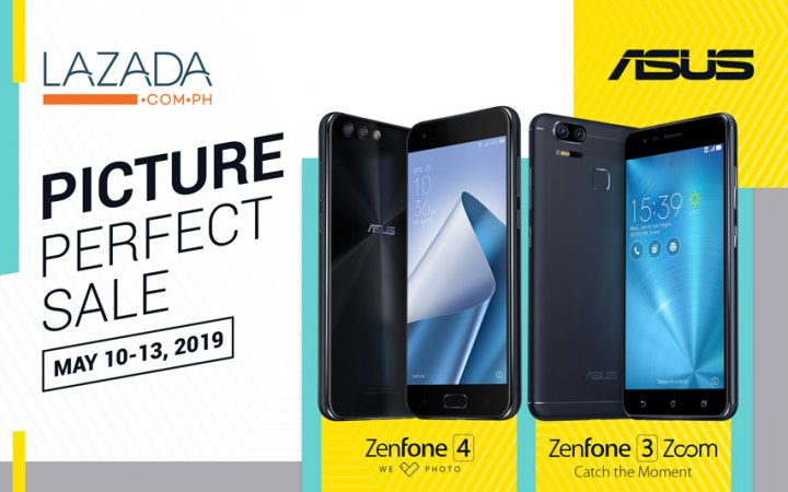 The ASUS ZenFone and Lazada Philippines Picture-Perfect Sale!   Cebu Finest